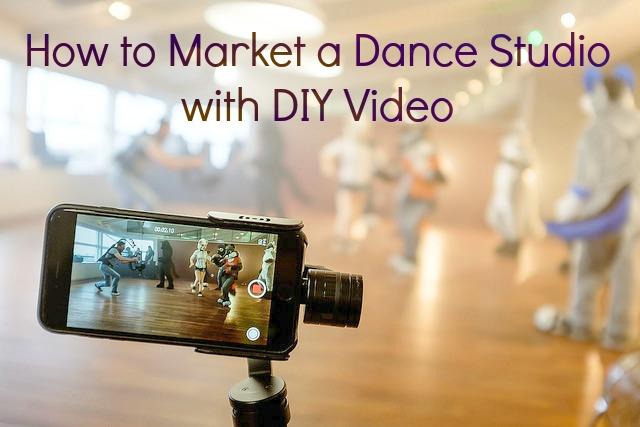 Videoing Dance Class Blog Title