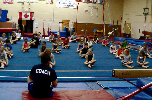 Full Gymnastics Camp