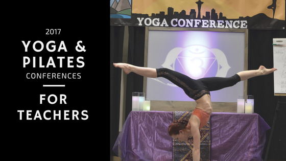 Yoga and Pilates Conferences 2017 Blog Title