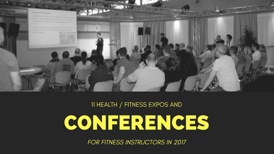 Fitness Seminars blog title